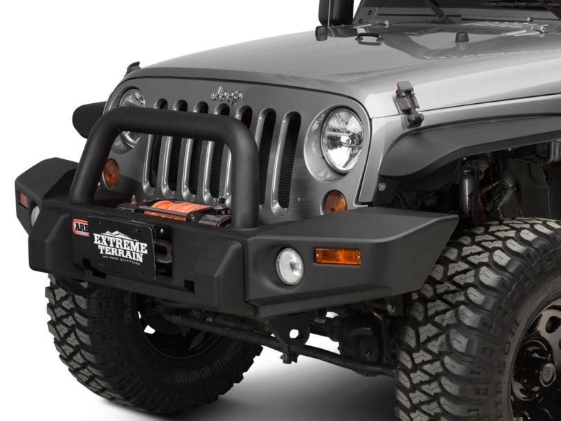 ARB Front Bumper w/ Bullbar (07-18 Jeep Wrangler JK)