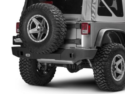 Add ARB Rear Bumper (07-17 Wrangler JK)