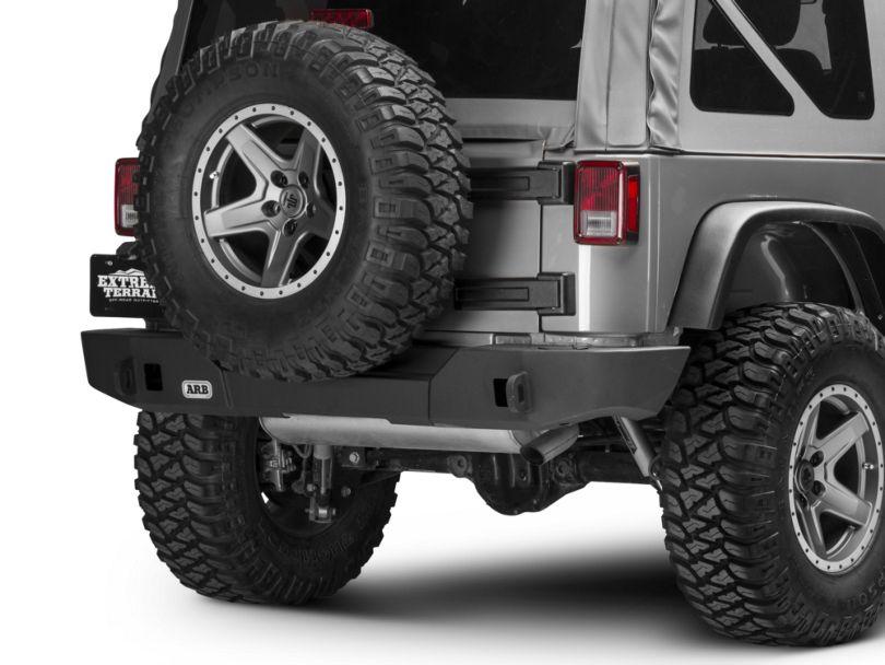 ARB Rear Bumper (07-18 Jeep Wrangler JK)
