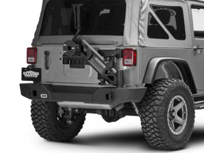 Add ARB Tire Carrier (07-17 Wrangler JK)