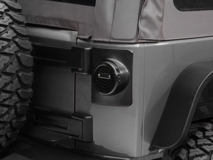 LiteDOT Tail Light and LitePANEL Combo Kit (07-18 Jeep Wrangler JK)