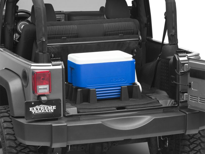 Weathertech CargoTech Cargo Containment System (Universal Fitment)