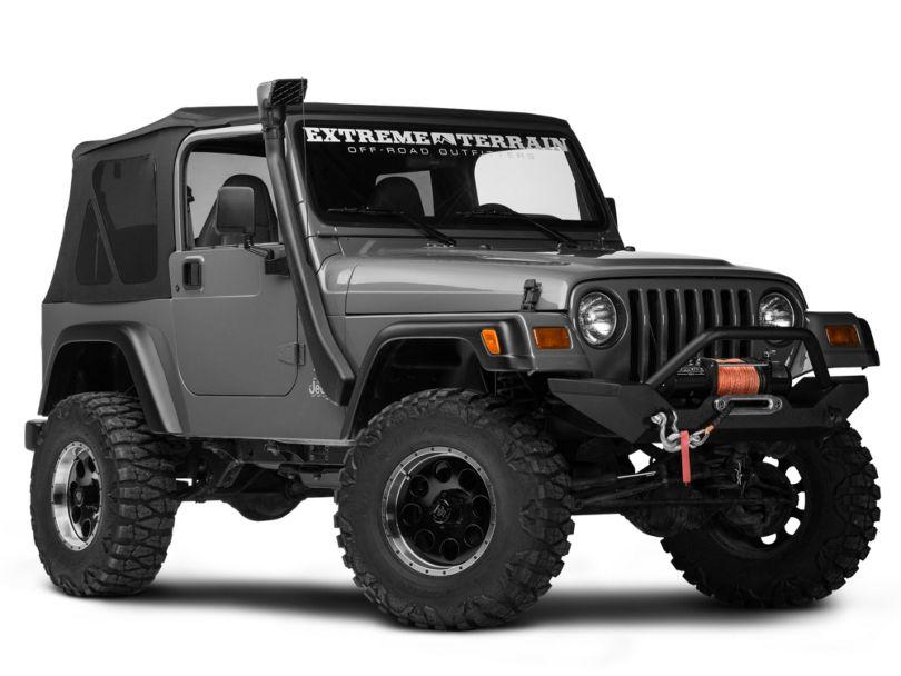 RedRock 4x4 Air Snorkel System (00-06 4.0L Jeep Wrangler TJ)