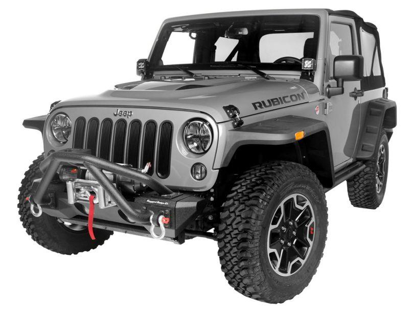 Rugged Ridge Boulder Exterior Restyling Package (07-18 Jeep Wrangler JK)