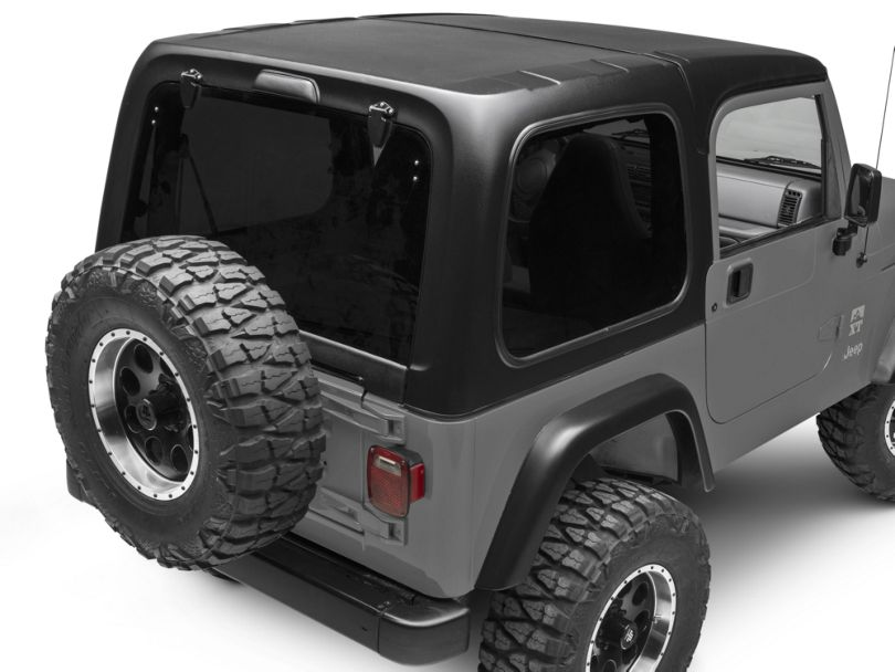 DV8 Offroad Hard Top (97-06 Jeep Wrangler TJ, Excluding Unlimited)