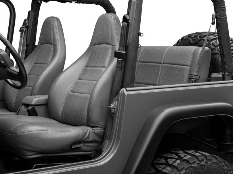 3-Point Tri-Lock Off Road Seat Belt - Driver Side (97-02 Jeep Wrangler TJ)