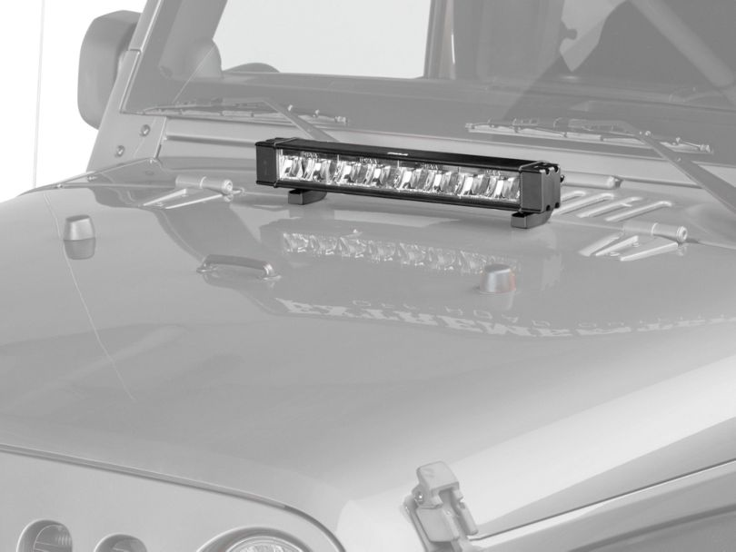 PIAA RF Series 18 in. LED Light Bar - Fog Beam