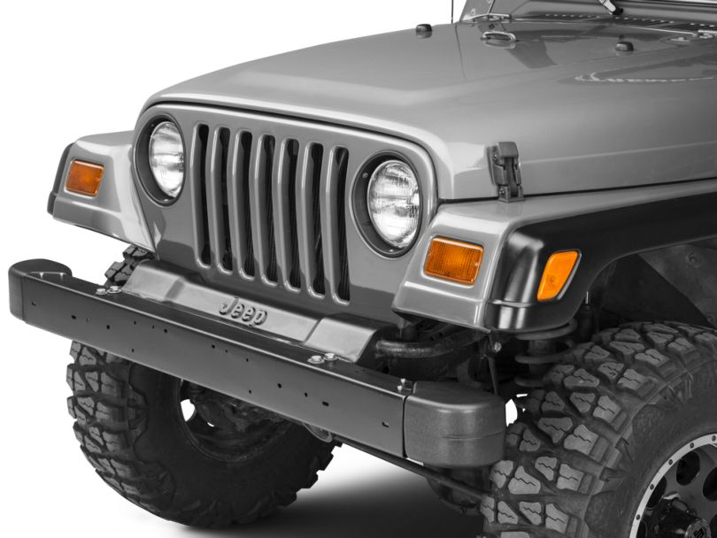 Front Bumper Kit - OE Replacement (97-06 Jeep Wrangler TJ)