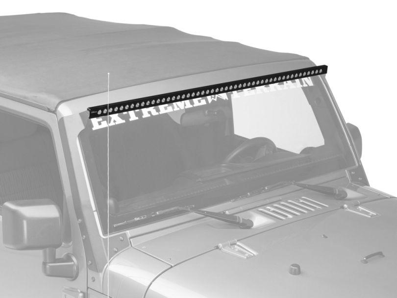Putco 50 in. Luminix LED Light Bar