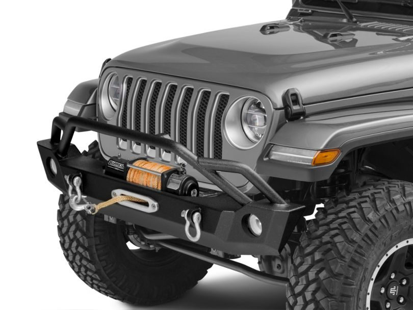 Barricade Extreme HD Front Bumper (18-20 Jeep Wrangler JL)