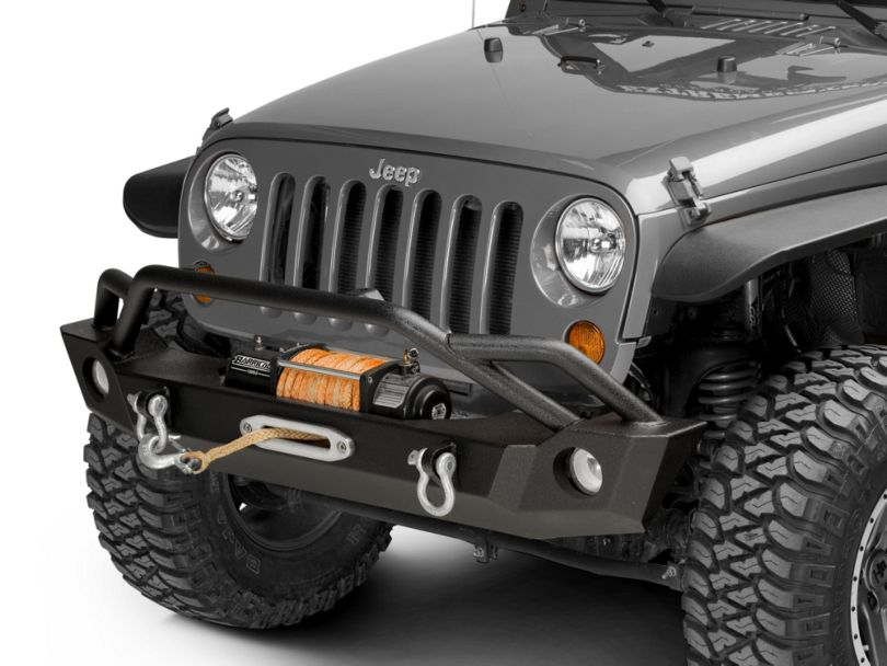 Barricade Extreme HD Front Bumper (07-18 Jeep Wrangler JK)