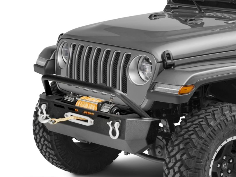 Barricade Extreme HD Stubby Front Bumper (18-20 Jeep Wrangler JL)