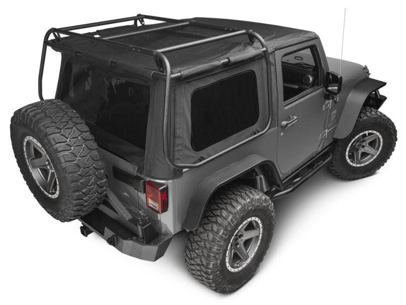 Rugged Ridge Exo Top (07-18 Jeep Wrangler JK 2 Door)