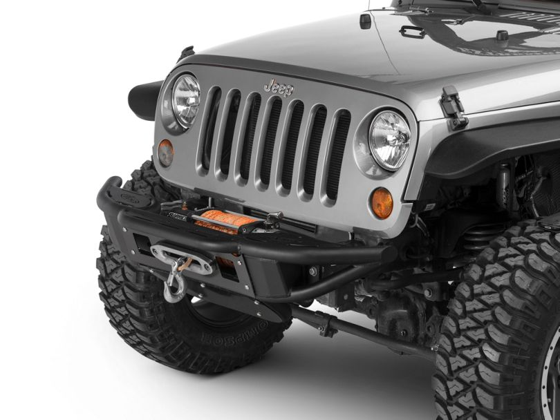 Addictive Desert Designs Venom Winch Front Bumper (07-18 Jeep Wrangler JK)
