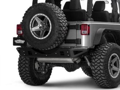 Add Addictive Desert Designs Venom Rear Bumper (07-17 Wrangler JK)