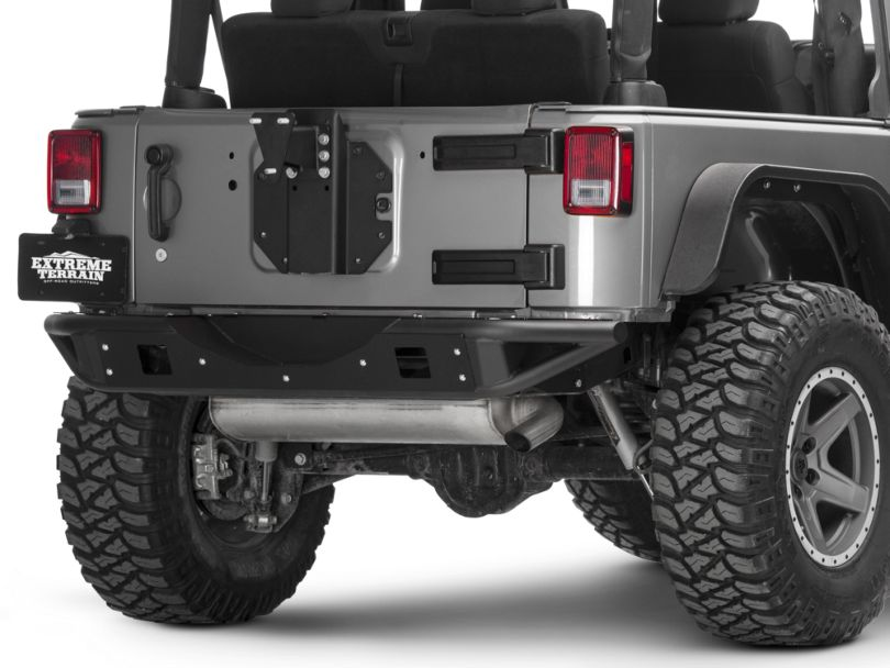 Addictive Desert Designs Venom Tire Mount (07-18 Jeep Wrangler JK)
