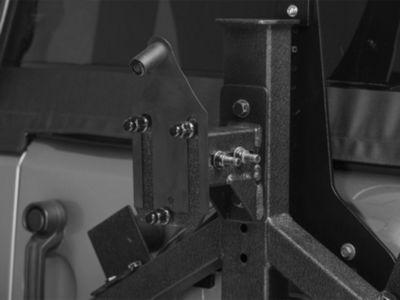Raxiom Factory GPS Rear Back-up Camera Kit (07-18 Jeep Wrangler JK)