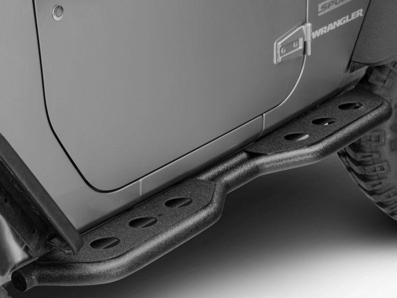 Barricade Extreme HD Rocker Steps (07-18 Jeep Wrangler JK 2 Door)