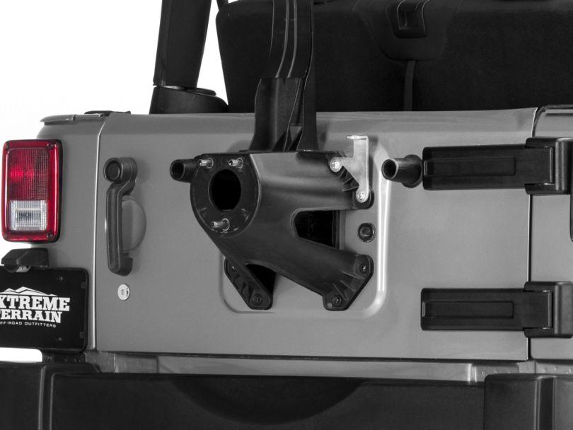 CB Antenna Mount (07-18 Jeep Wrangler JK)