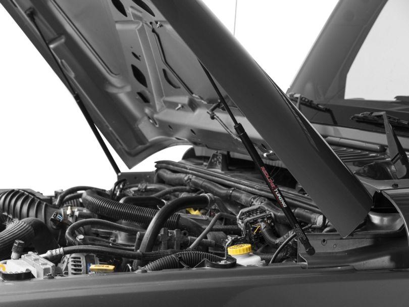 RedLine Tuning Hood QuickLIFT Plus System (07-18 Jeep Wrangler JK)