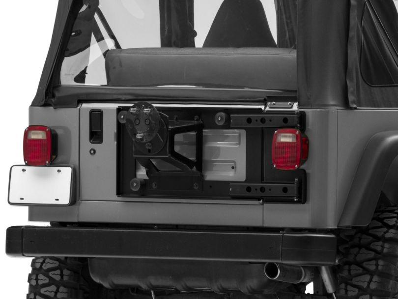 MORryde Tailgate Reinforcement Kit (97-06 Jeep Wrangler TJ)