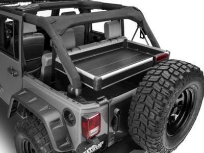 Add Cargo Rack Side Panels