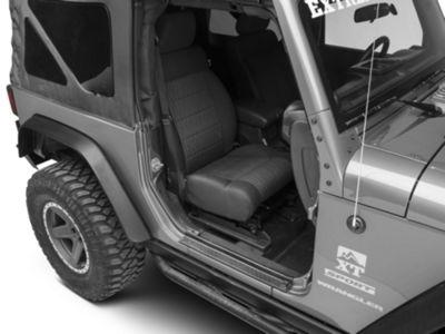 Rugged Ridge All Terrain Entry Guard Kit (07-18 Jeep Wrangler JK 2 Door)