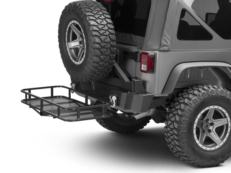Surco Hauler Hitch Basket - 20 in. x 48 in. (Universal Fitment)