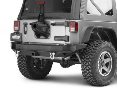 Add Rear Bumper