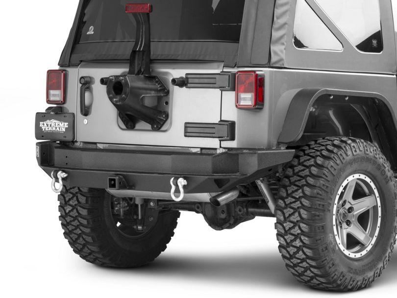Smittybilt XRC Atlas Rear Bumper Only (07-18 Jeep Wrangler JK)