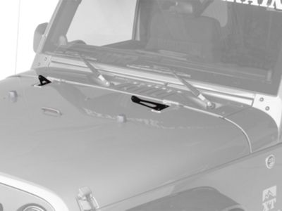 Add Putco 20 in. Luminix Light Bar Hood Mount Brackets
