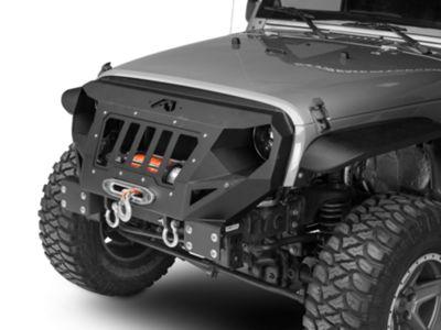 Fab Fours JK Grumper (07-18 Jeep Wrangler JK)