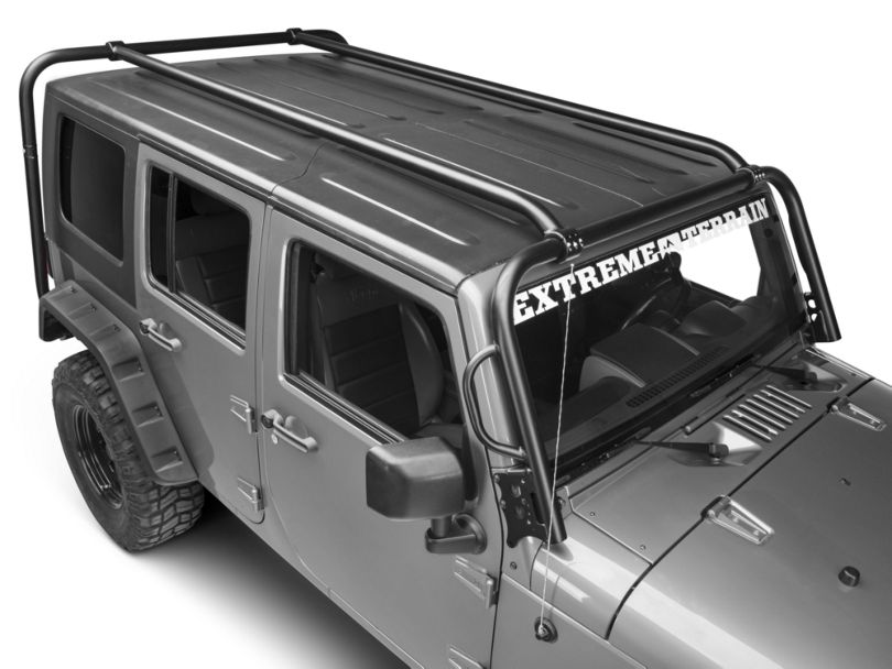 Congo Pro Kit (07-18 Jeep Wrangler JK 4 Door)