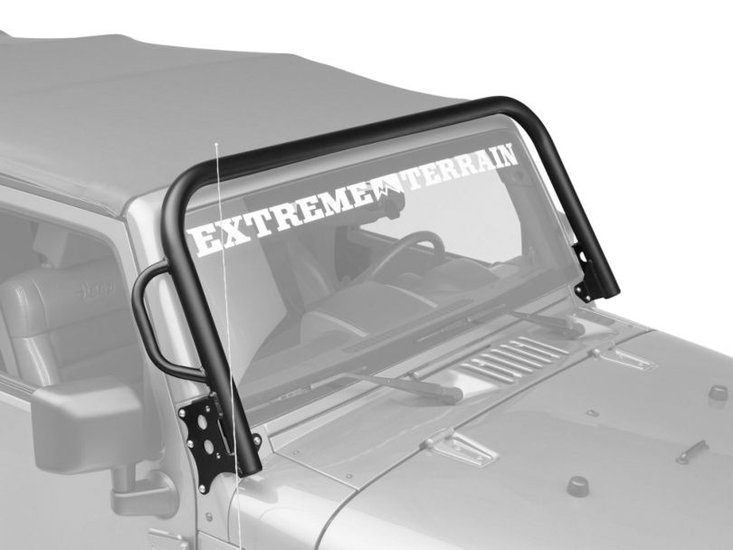 Congo Pro Front Hoop Light Bar (07-18 Jeep Wrangler JK)