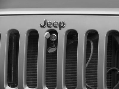BOLT JK Hood Lock (07-18 Jeep Wrangler JK)