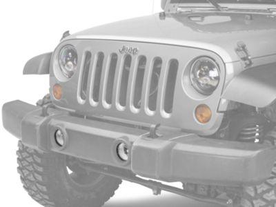 Vividline Fog Light LED Conversion Bulb Kit - H16 (10-18 Jeep Wrangler JK)