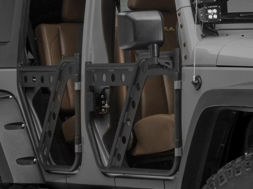Barricade Extreme HD Adventure Doors - Rear (07-18 Jeep Wrangler JK)