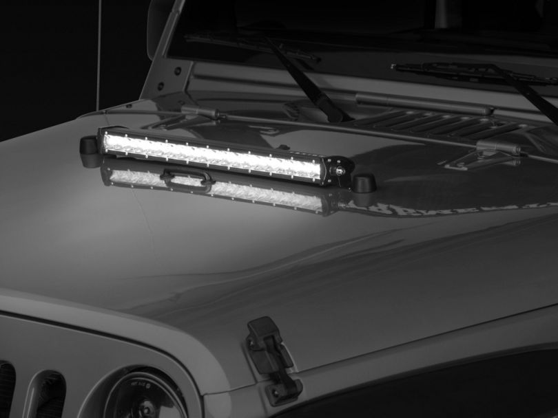 Raxiom 23.3 in. Slim LED Light Bar - Flood/Spot Combo