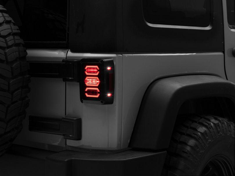 Raxiom LED Tail Lights (07-18 Jeep Wrangler JK)