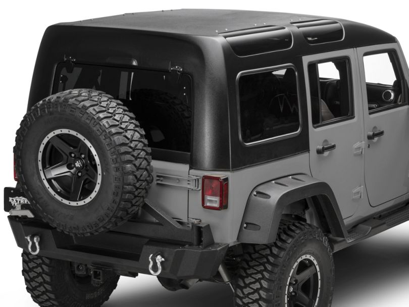 Smittybilt Safari Hard Top (07-18 Jeep Wrangler JK 4 Door)