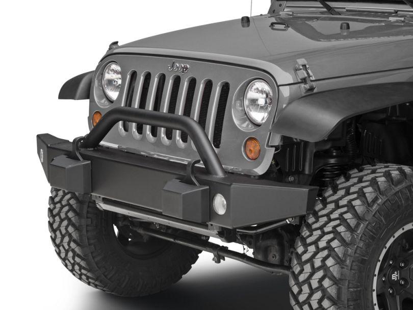 Mopar Front Off-Road Bumper w/o Winch Mount (07-18 Jeep Wrangler JK)