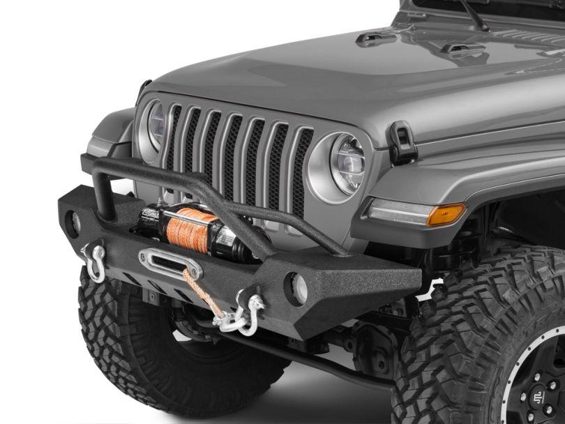 Barricade Adventure HD Front Bumper (18-20 Jeep Wrangler JL)