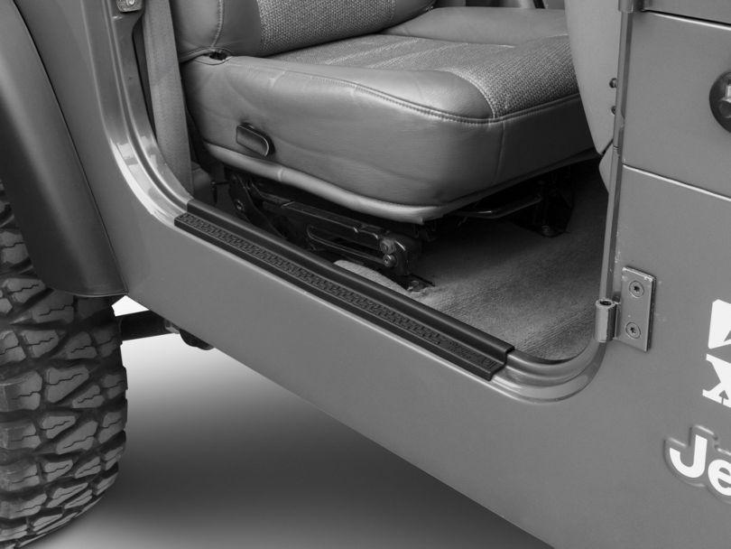 Rugged Ridge All-Terrain Entry Guard Kit (97-06 Jeep Wrangler TJ)