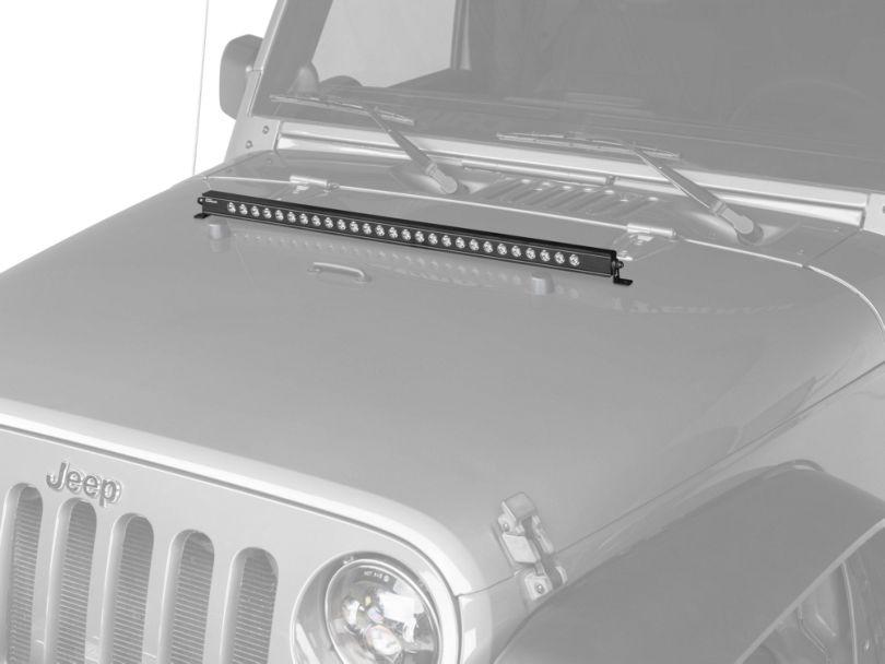 30-Inch Luminix High Power Straight LED Light Bar