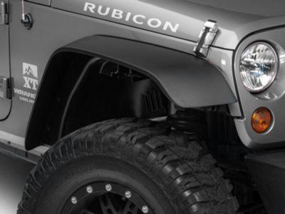 Rugged Ridge A/T Flat Fender Flares (07-18 Jeep Wrangler JK)