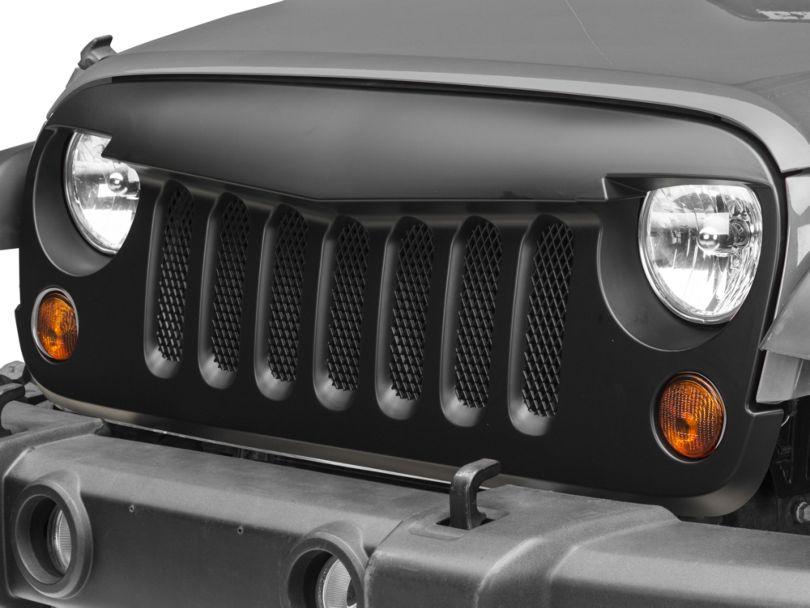 RedRock 4x4 Angry Bird Grille (07-18 Jeep Wrangler JK)