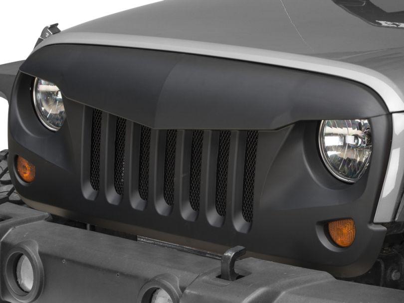 RedRock 4x4 Eagle Eye Grille (07-18 Jeep Wrangler JK)