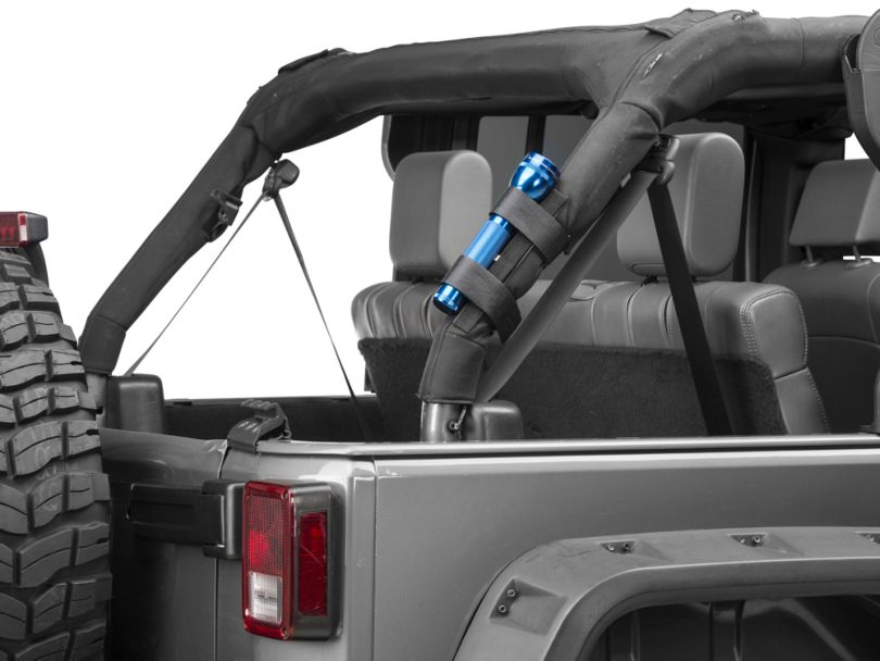 RedRock 4x4 Roll Bar Flashlight Mount (07-18 Jeep Wrangler JK)