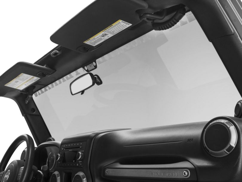 RedRock 4x4 Window Pillar Grab Handles (07-18 Jeep Wrangler JK)
