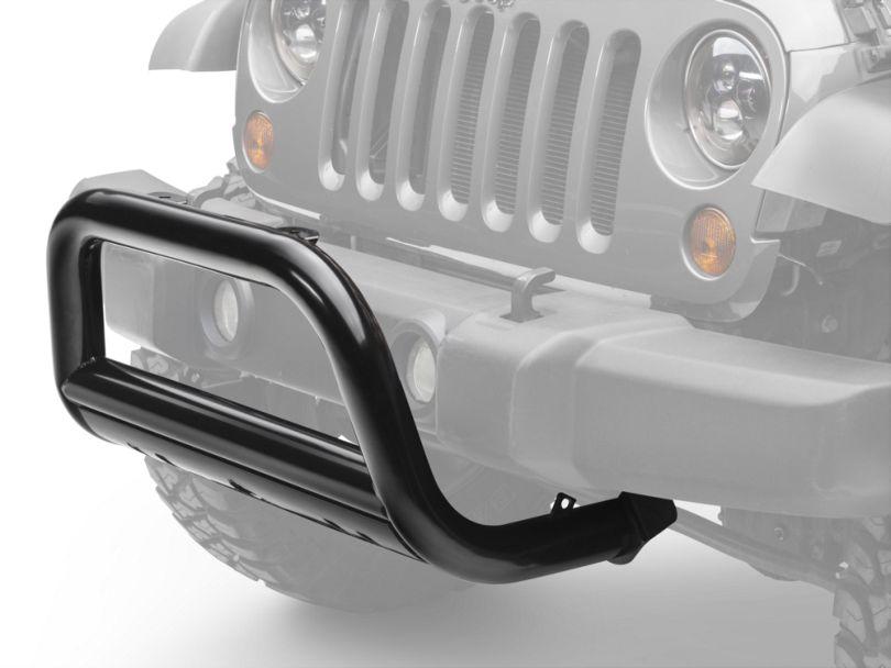 Bull Bar - Black (07-18 Jeep Wrangler JK)
